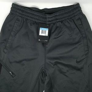 *Nike Dri-Fit Long Sweatpants Grey Medium